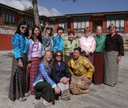 Bhutanese Women