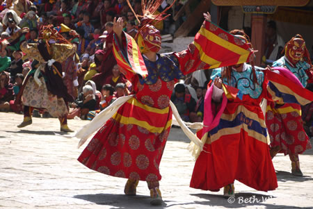 Bhutan Tsechu ~ Photo of the Day