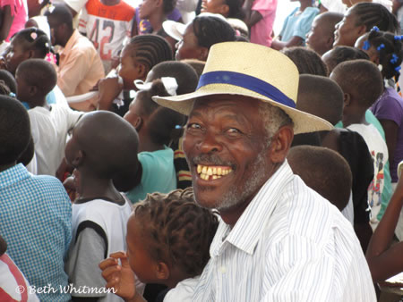 Haiti Man