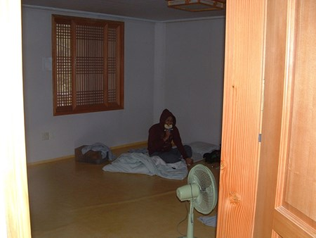 Musangsa Sleeping Quarters