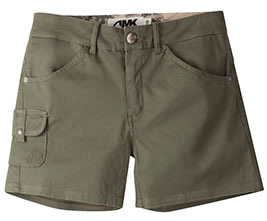 Mountain Khaki Anytime Shorts