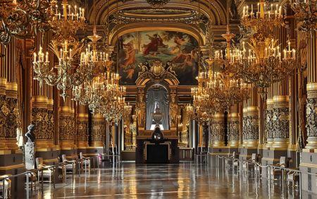 Palais Garnier Grand Salon