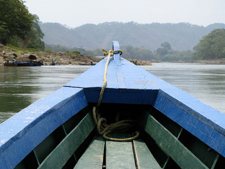 Border River Crossing
