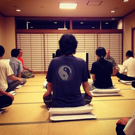Japan Meditation Workshop
