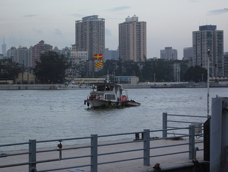 Pearl River Boat