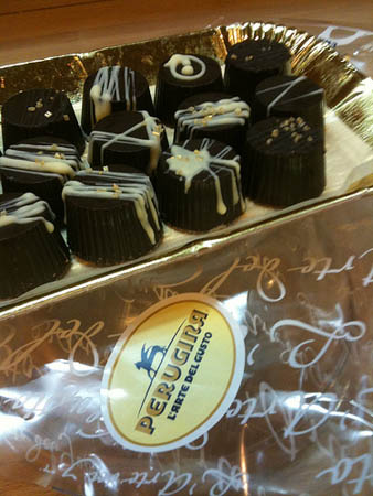 Perugina Chocolates