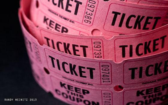 Pink-Tickets