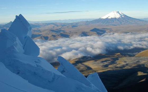 View-to-Cotopaxi