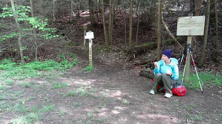 Solo Woman on the Appalachian Trail