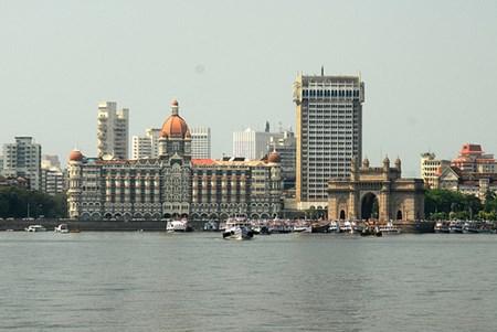 Accommodations in India - Taj Mahal Palace Hotel