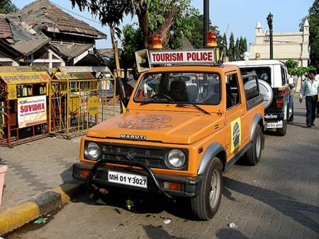 India Tourism Police