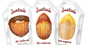 Justins Nut Butter Packets