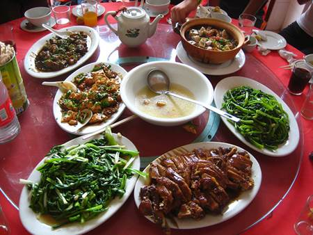 Chinese Village Feast