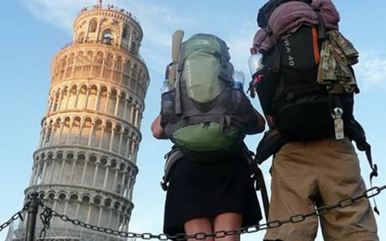 Italy Backpackers