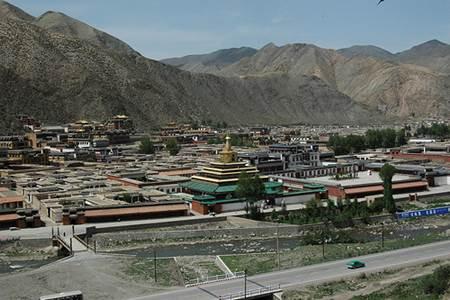 Labrang Monastery Complex