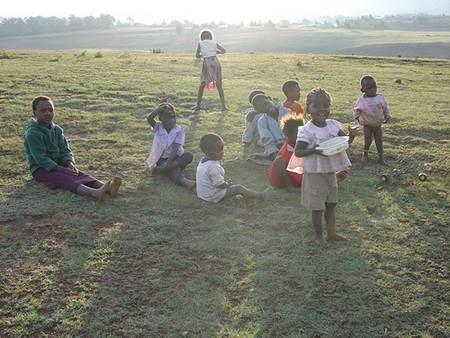 Lesotho Children
