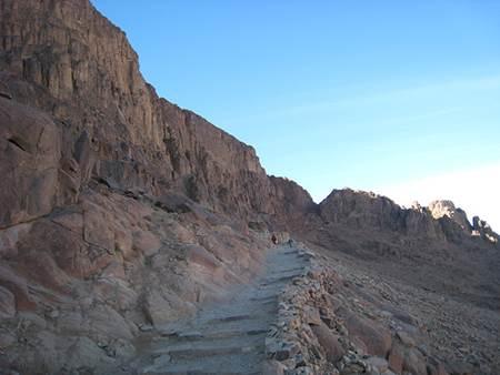 Mount Sinai Stairs