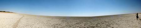 Salt Pan Panorama