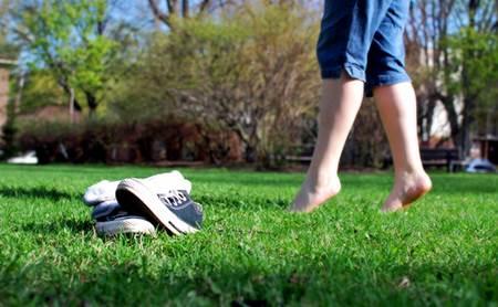 Tiptoe Through the Grass