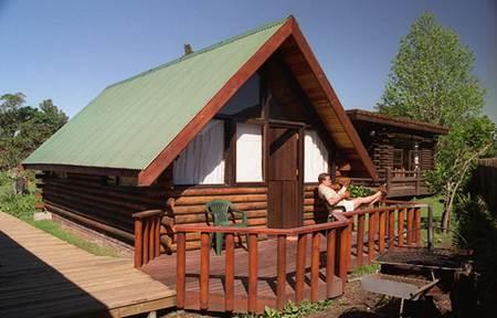 Tsitsikamma Log Cabin