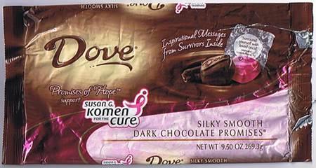 Dove Chocolate Inspirations