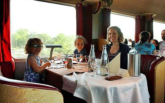 Family Europe Rail Travel