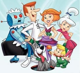 Time Travel (forward) with Mr. Peabody & Sherman