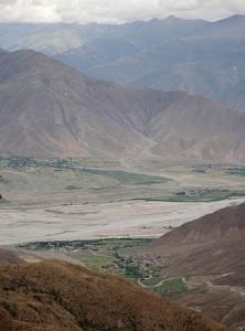 Kamba-la Pass