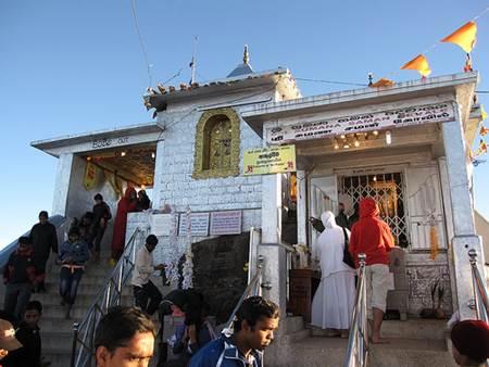 Sri Pada Summit Shrine