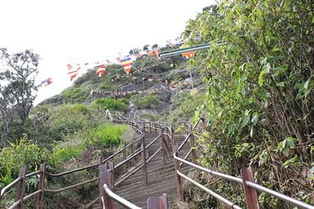 Sri Pada Steps