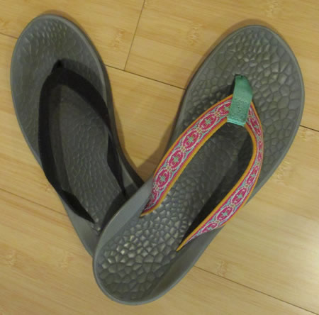 Chaco ReversiFlip Flip Flops ~ WanderGear Wednesday