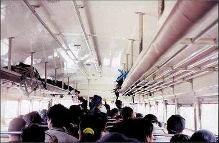 Guatemala Bus Ride