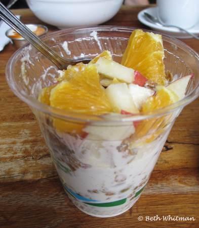 Prasad Yogurt Parfait