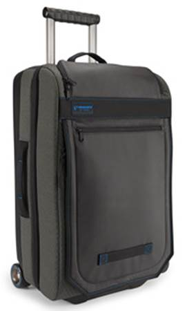 This Month Win a Timbuk2 Copilot Luggage Roller