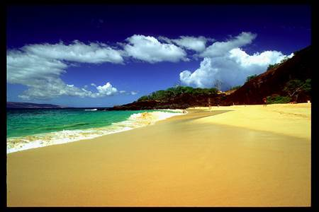 Big Beach Makena State Park