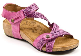 Trulie Sandals from Taos ~ WanderGear Wednesday