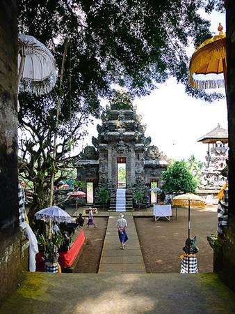 Pura Kehen Temple