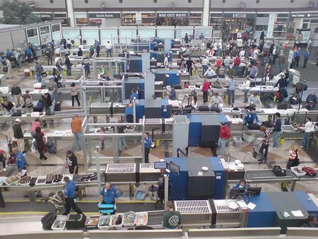 TSA Airport Screening