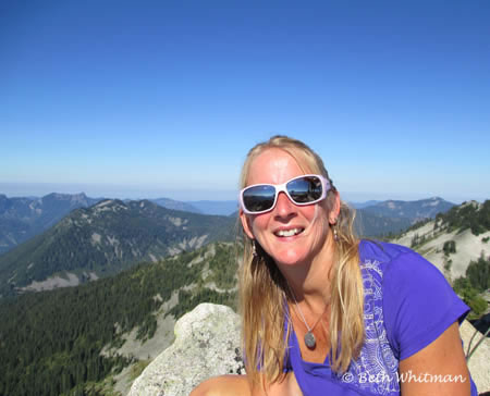 Beth Whitman Granite Mountain