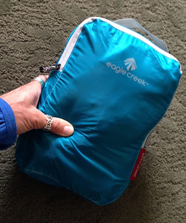 Thermoball North Face in Bag
