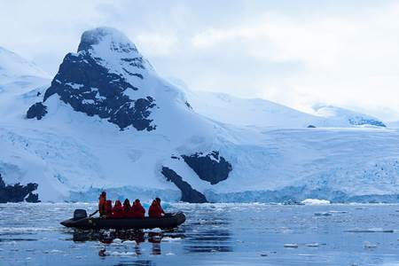 Antarctica Zodiac