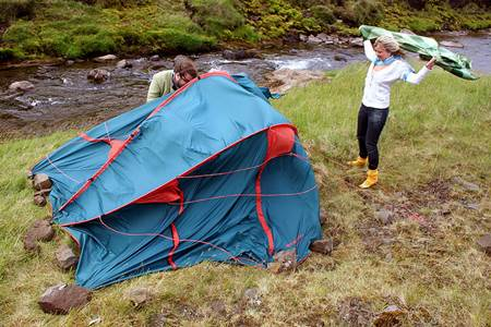 Seven Useful Camping Tips and Tricks