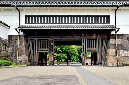 Edo Castle Main Gate