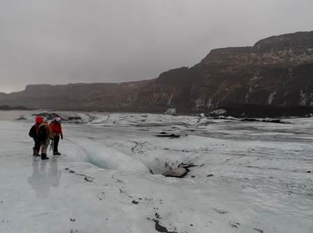 Solheimajokull Iceland
