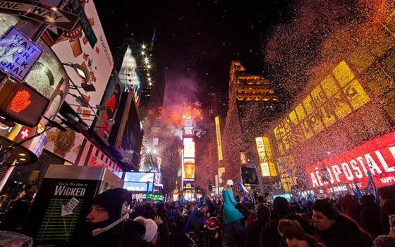 New Year's Eve – Times Square