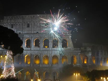 New Years Eve Italy