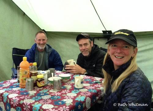 Snowman Trek Dining Tent