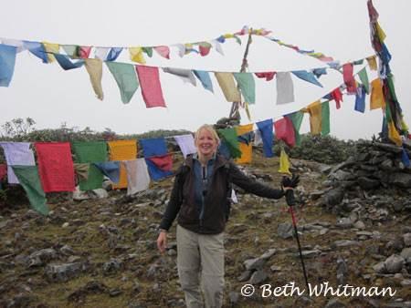 Beth-Bhutan Trek