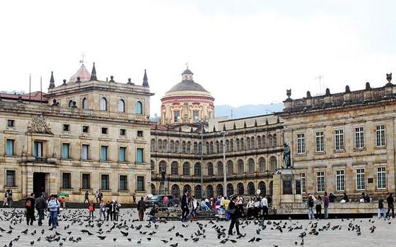 Plaza de Bolivar