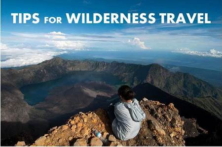 Tips for Wilderness Travel